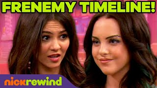 Best Frenemies Forever 👯‍♀️ Tori and Jade's Friendship Timeline | Victorious