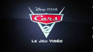 Cars 2 :  bande-annonce 2 VO