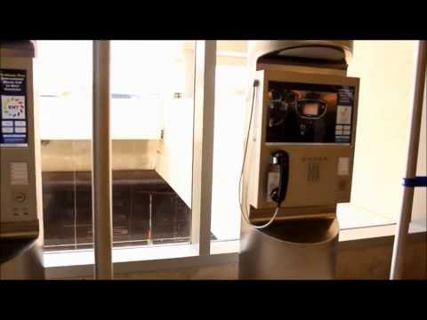 Rich Multimedia Technologies' Tele-Digital Store Front Kiosks at John Wayne Airport in Orange County, CA