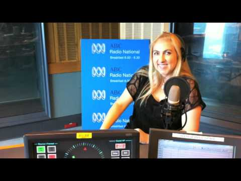 Zara on Radio National