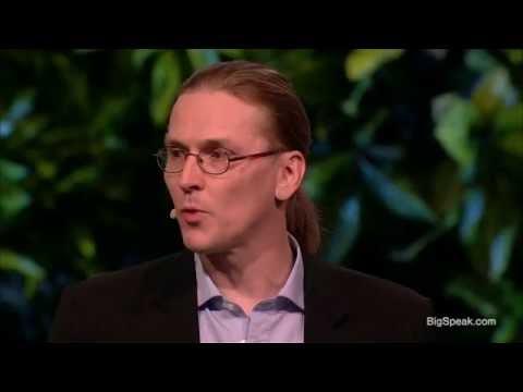 Mikko Hypponen - Fighting Viruses, defending the net