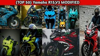 Yamaha YZF R15-V2 modified in INDIA Videos - mp3toke