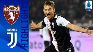 02/11/2019 - Campionato di Serie A - Torino-Juventus 0-1, gli highlights