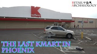 The Last Kmart in Phoenix | Kmart Store Closing Video Tour | Retail Archaeology