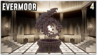 Building a Museum   Minecraft Timelapse   Evermoor SMP #4