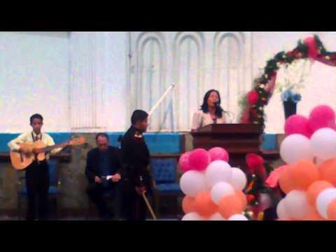 Iglesia. Bautista  monte sion Maura