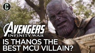 Is Thanos the Best MCU Villain?