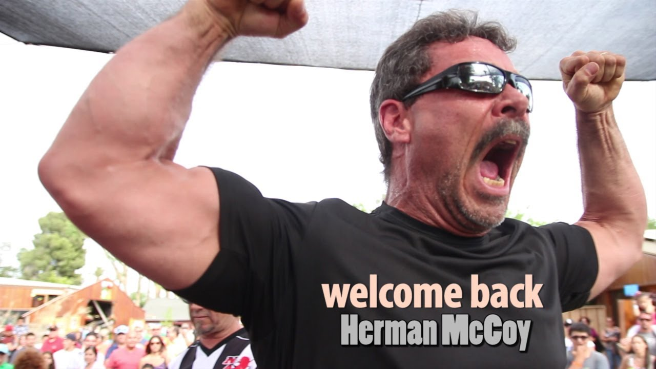 Herman McCoy - Welcome back - Pullerville