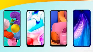 Best Selling Android Smartphones in 2020⚡⚡⚡