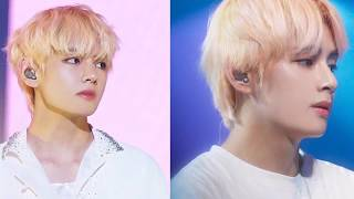 BTS Kim Taehyung (V) goes viral on social media after BTS's performance in America's Got  Talent