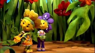 Fifi z Květíkova – Ořechy v květinové zahradě