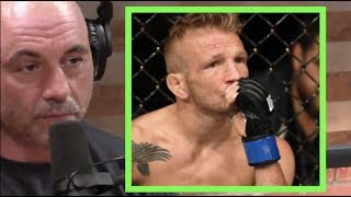 Joe Rogan on TJ Dillashaw's Apology