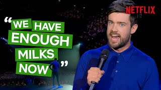 Jack Whitehall Is NOT HAPPY With Vegans | Stand Up