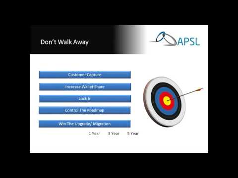 APSL Partner Update -- New Opportunities for 2013