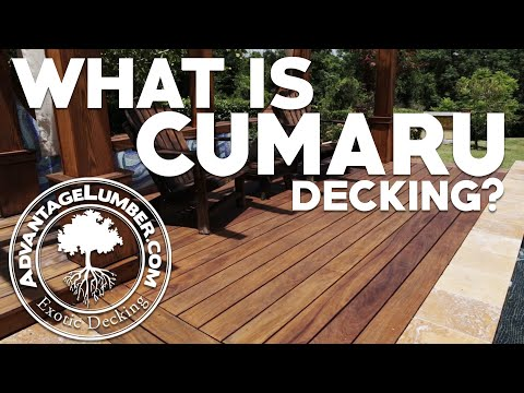 what is cumaru decking youtube. Black Bedroom Furniture Sets. Home Design Ideas