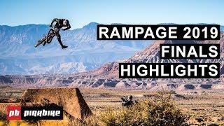 Bikers Rio Pardo | Vídeos | Melhores momentos do Red Bull Rampage 2019