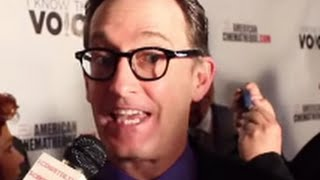 Spongebob Squarepants Voice TOM KENNY at I Know that Voice Movie Premiere