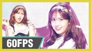 60FPS 1080P | SOMI (전소미) - BIRTHDAY Show! Music Core 20190622