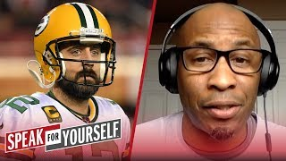 Rodgers will not stay in Green Bay after Packers drafted Love — Brooks | NFL | SPEAK FOR YOURSELF