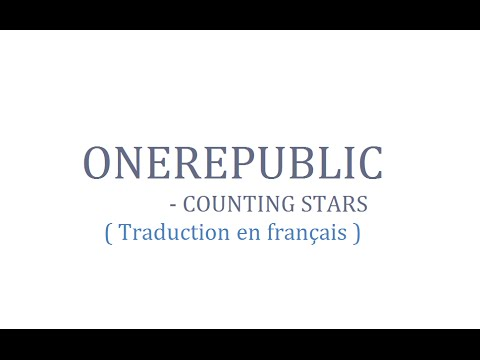Baixar OneRepublic - Counting Stars. ( Traduction - Translate )