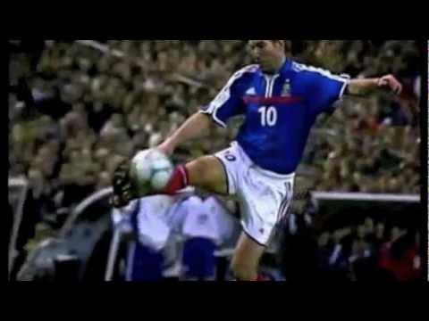 Zinedine Zidane - The Maestro Of The Decade HD