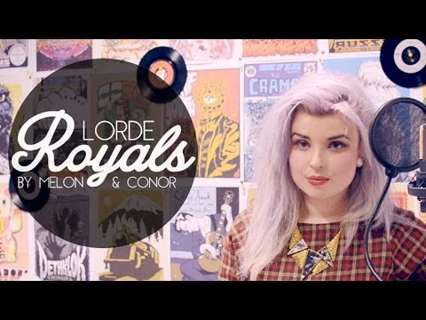 Baixar Lorde - Royals (Cover By Melon and Conor)