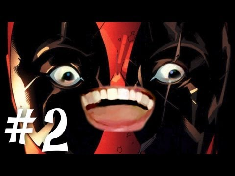 DeadPool - AWESOMENESS CONTINUES! - Part 2 - Smashpipe Games