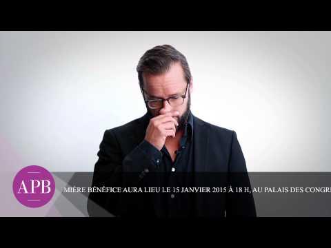 Vidéo du porte-parole de l'APB 2015