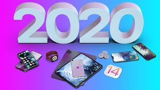 New Apple Products To Expect In 2020! iPhone 12, SE 2, iOS 14 & More!