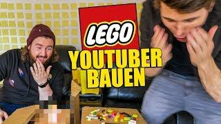 ALLES ZERSTÖRT! | YOUTUBER AUS LEGO NACHBAUEN & ERRATEN!