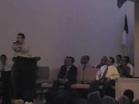 1st Oceanside Apostolic, Juan Campos preaching spanish 1/9