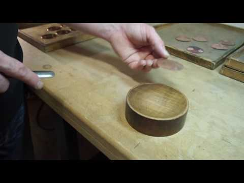 How an RGM Enamel Dial is Made