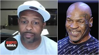 Roy Jones Jr. previews Mike Tyson fight, teases 'Y'all must've forgot' remix   ESPN MMA