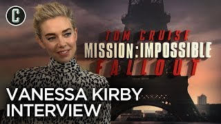 Vanessa Kirby Talks Mission: Impossible – Fallout, Hobbs and Shaw and Plays Ice Breakers