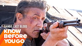 Know Before You Go: Rambo: Last Blood   Movieclips Trailers