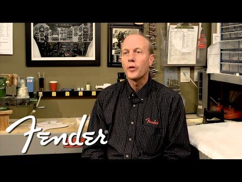 Fender Custom Shop Artisan Series Overview