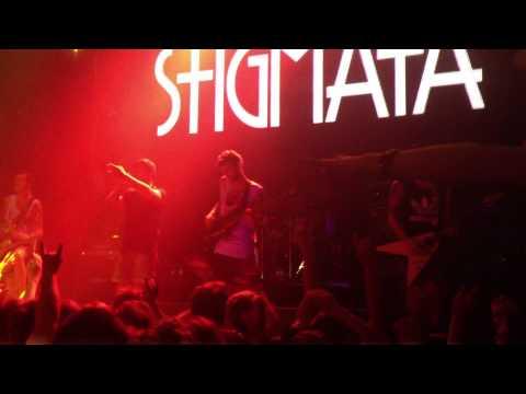 STIGMATA - Последний глоток / Moscow Hall / 2.11.12
