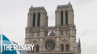 Rosary: Sorrowful Mysteries | Notre Dame Cathedral, France