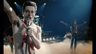 'Bohemian Rhapsody' Official Trailer (2018) Rami Malek, Lucy Boynton