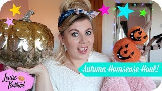 Autumn Loves At Homesense! | LIFESTYLE | AD