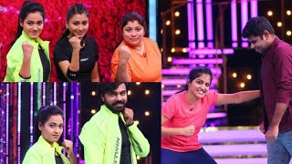 Watch: 'Ismart Jodi' program moments featuring Shiva Jyoth..