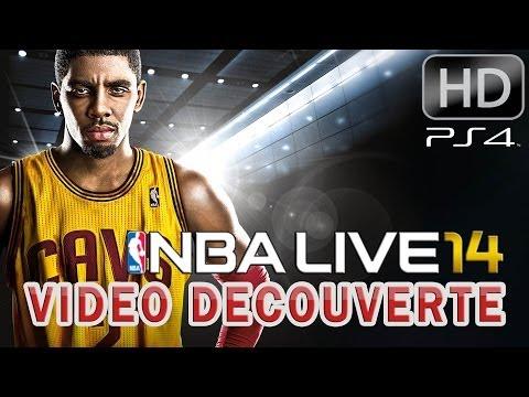 """Vidéo Découverte """"NBA Live 14"""" [FR/HD] PS4 - YouTube"""