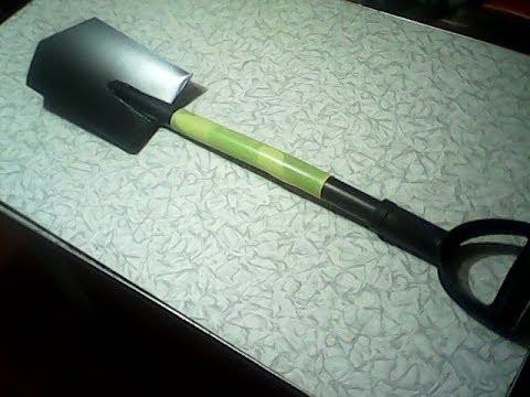 Лопата своими руками my station.