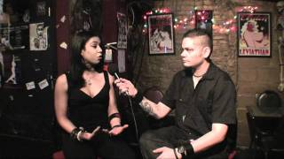 Jessica Pimentel talks to Tim No 37 about Tim No37 Presents Hate The Hate