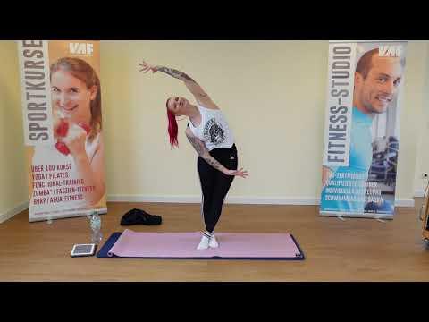 Pilates mit Maxi vom 24.03.21