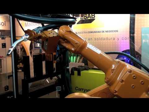 IRBS - Celda robotizada Multiproceso 2014