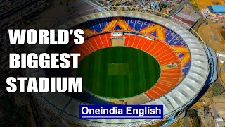 India to become home to world's biggest cricket stadium..