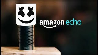 Amazon Echo: Marshmello Edition