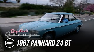 1967 Panhard 24 BT - Jay Leno's Garage