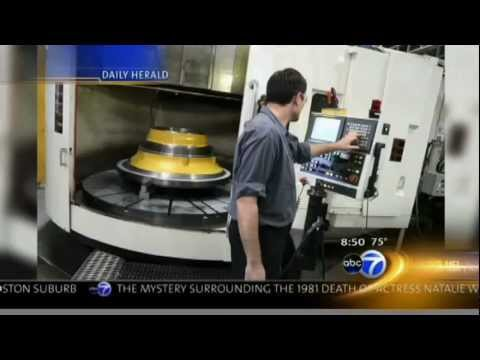 Manufacturing Jobs In The 'Burbs    Video   abc7chicago.com